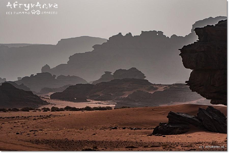 Essouf - pustynia obca i niepoznana.