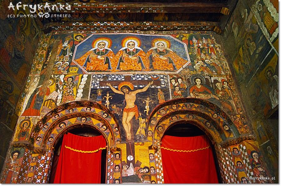 Etiopia ma imponującą historię: już w IV w. dotarło tu chrześcijaństwo.