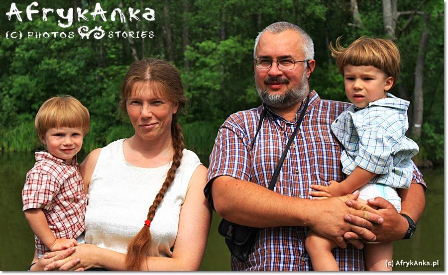 Anka, lat 37, Polska. Moja największa przygoda - podróże z moimi wspaniałymi mężczyznami!