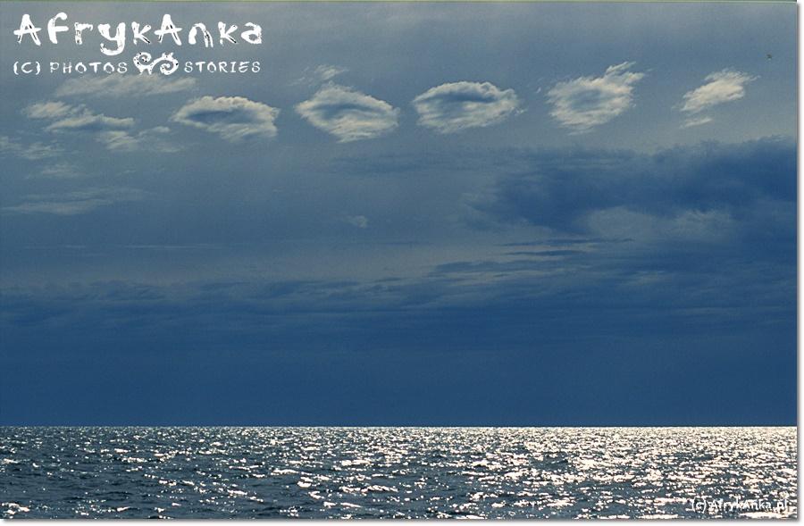 Na morzu nigdy się nie nudzę - każdy dzień był tu nowym wyzwaniem.