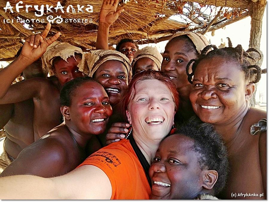 AFrykAnka, lat 47, Namibia. Zaczynam nowy etap w życiu jako pilotka wypraw po Afryce.