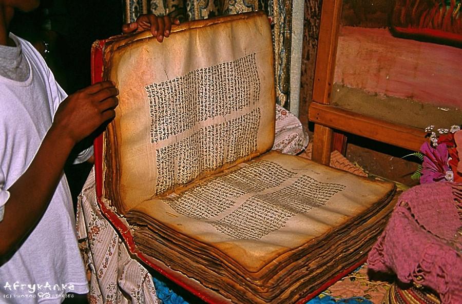 Kilkusetletnie manuskrypty wciąż są w użytku.