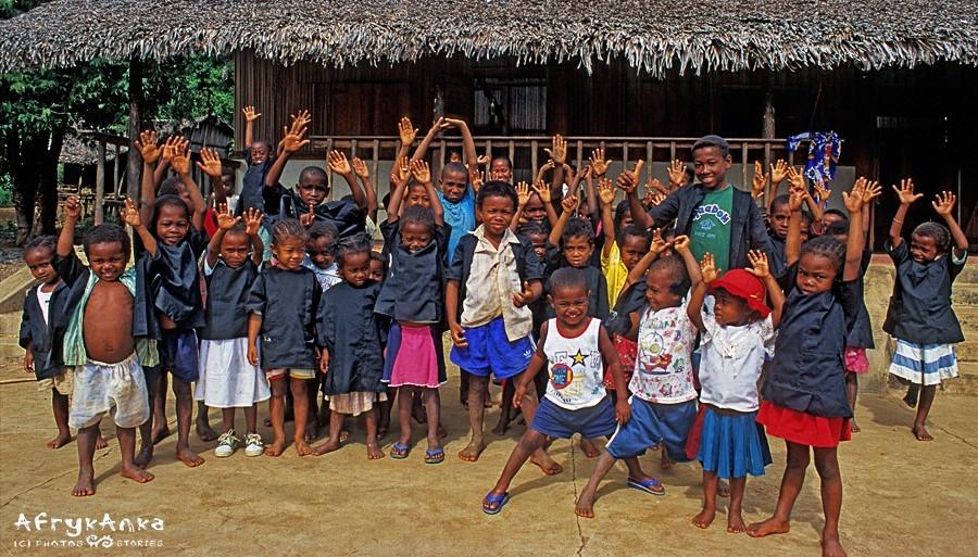 Radio dzieciom - pozdrowienia ze Szkoły Bananowej!