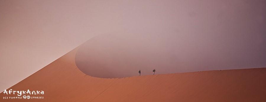 Dune 45 - wędrowcy mgły.