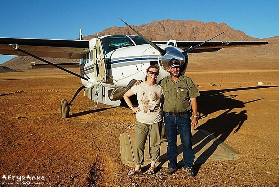 Odlotowa wyprawa czyli Namibia Flying Safari!