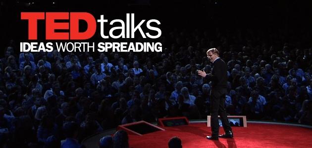 TED to inspirujące wykłady ludzi z całego świata.