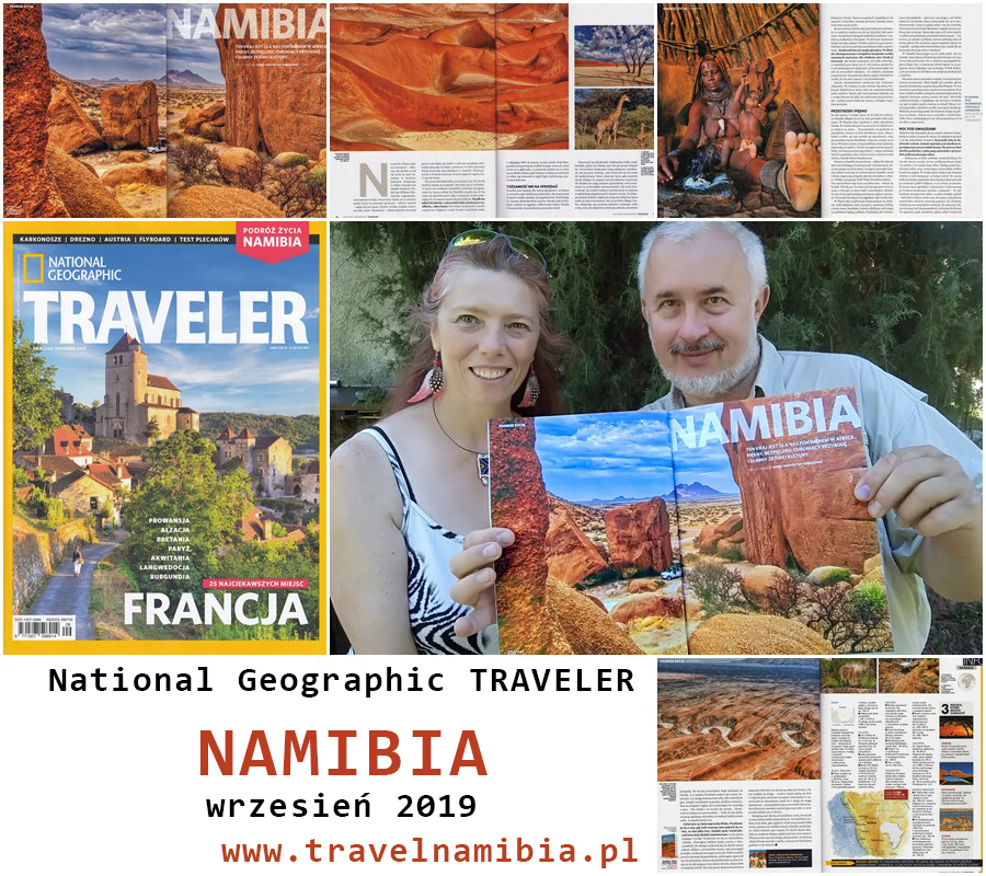 National Geographic TRAVELER – wrzesień 2019