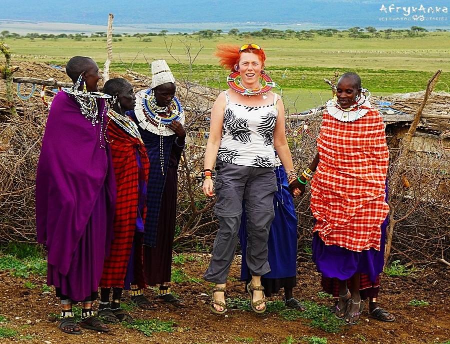 Skacząc z Masajkami :D