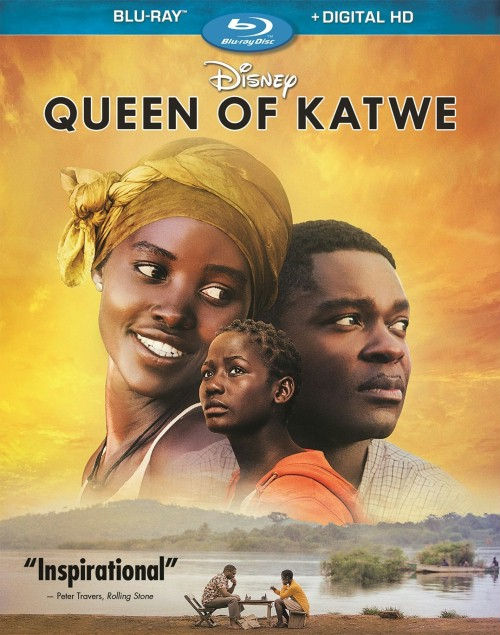 """""""Królowa Katwe"""" - plakat filmu."""