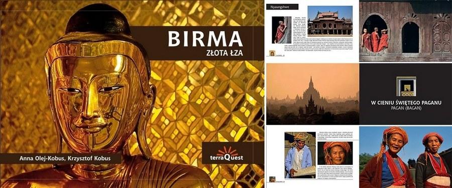 Birma - moja azjatycka miłość.