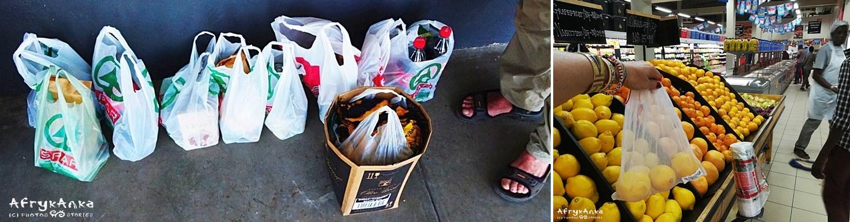 Aby zmniejszyć ilość reklamówek, weź woreczek zero waste.
