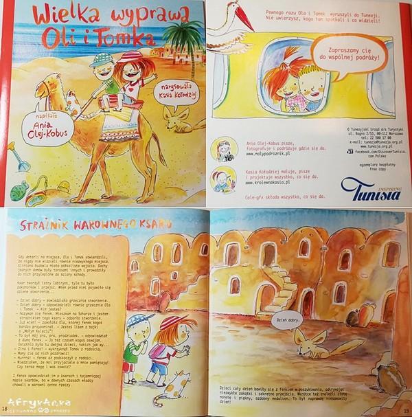 Bardzo lubię tę książeczkę - dzieciom też się bardzo podoba!
