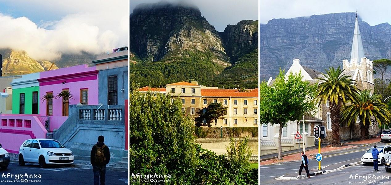 Góra Stołowa jest widoczna z każdego miejsca w mieście.