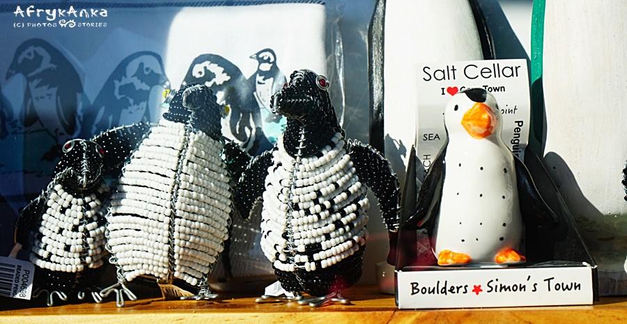 Pamiątka z RPA - obowiązkowo pingwin!