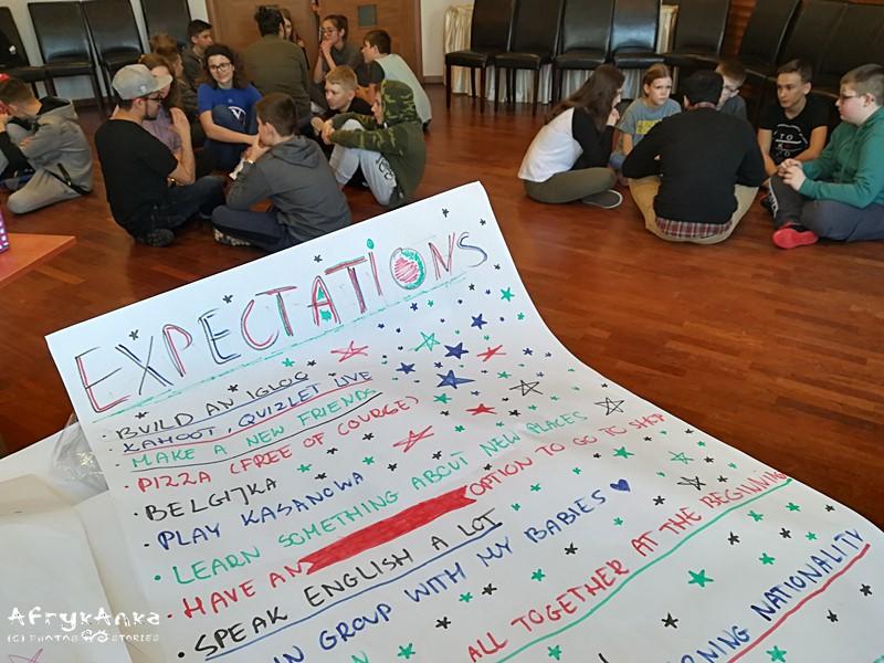 Oczekiwania uczestników - spełnione z nawiązką!