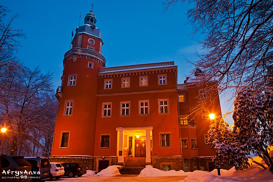 Pałac Paulinum.
