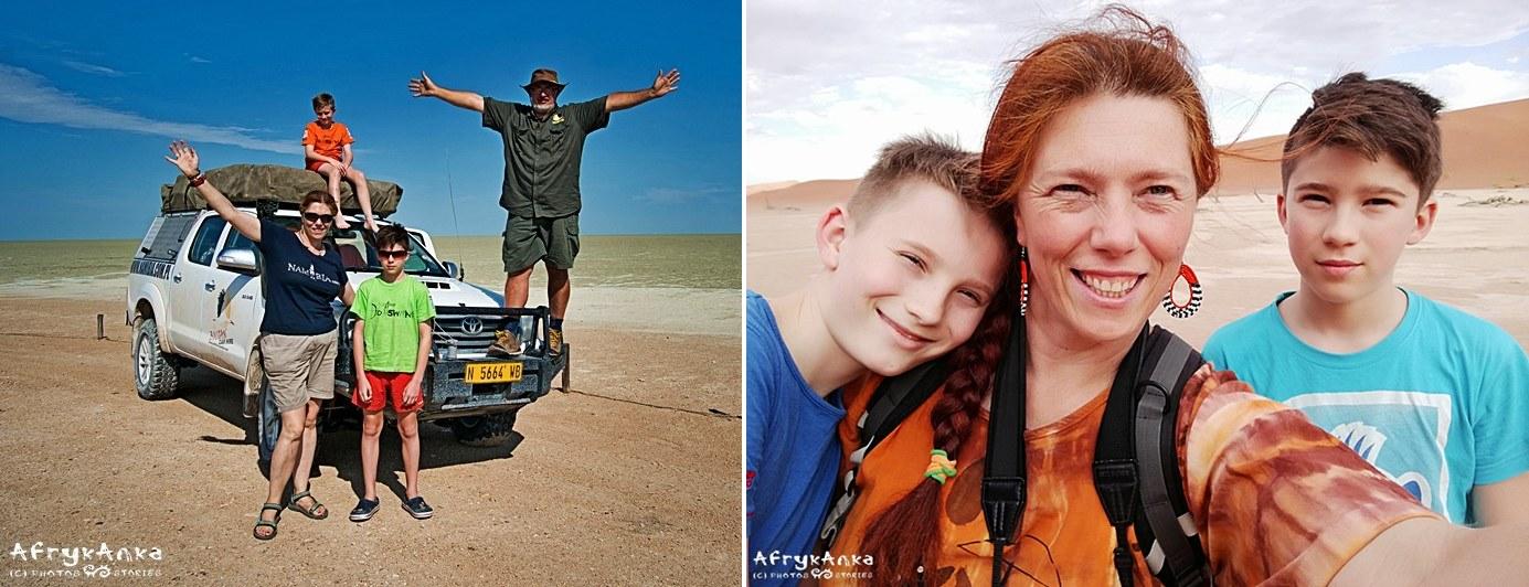 Dlaczego Namibia wciąż nas zachwyca? Bo to 100% przygody!