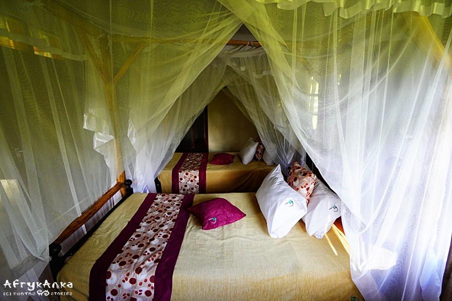 Co spakować? Jeśli jedziesz do hoteli, moskitiera nie będzie potrzebna.
