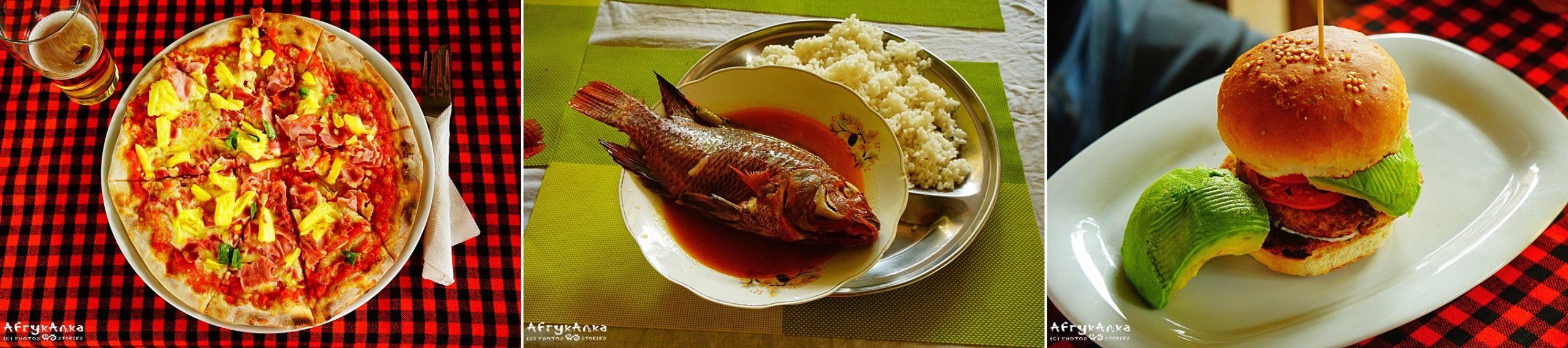 Jedzenie w Ugandzie: dania swojskie i egzotyczne.