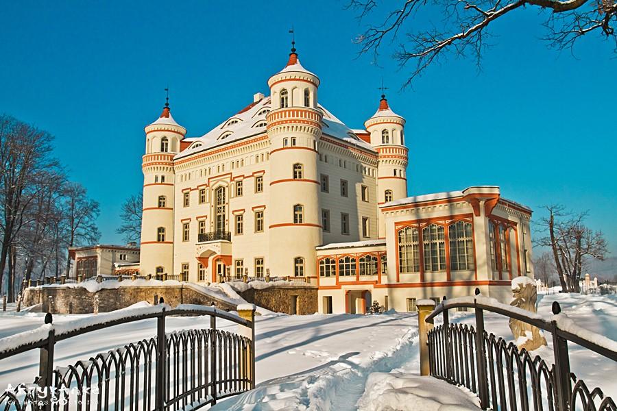 Wojanów - przepiękny pałac!