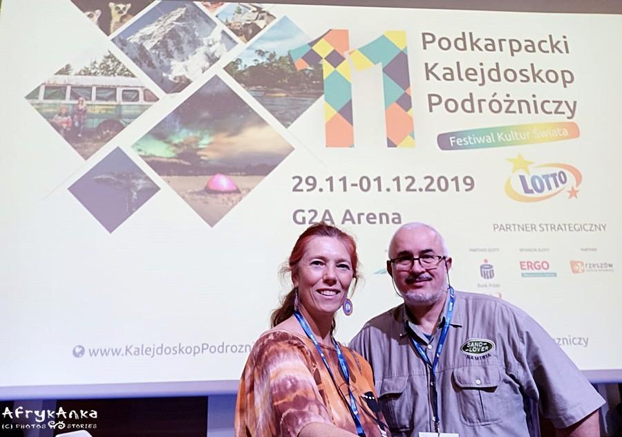 Anna i Krzysztof Kobusowie gotowi do opowieści!