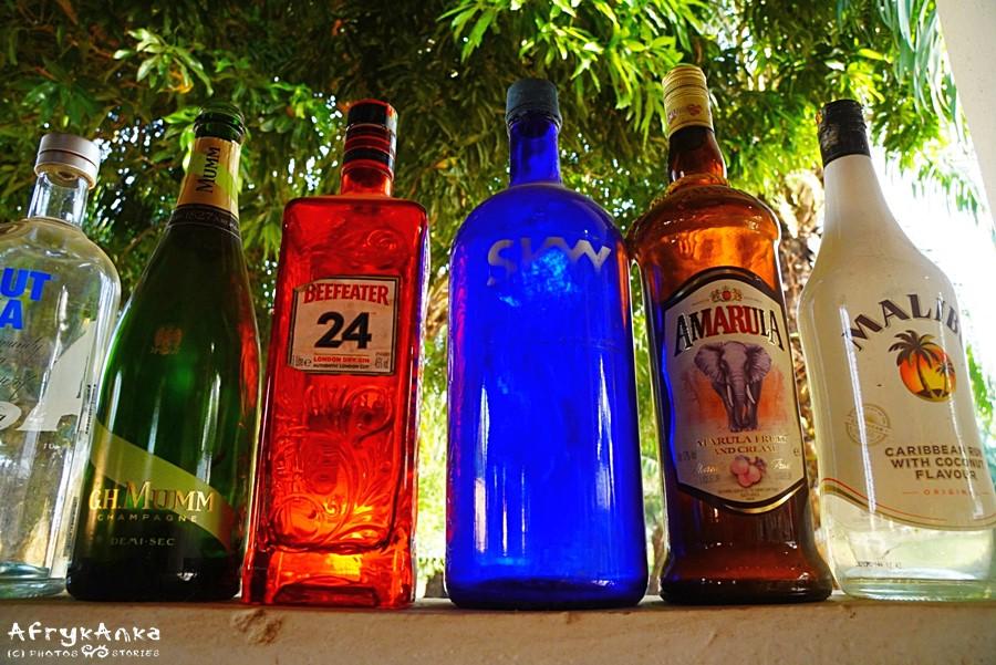 Dziś butelki - jutro koraliki Krobo!