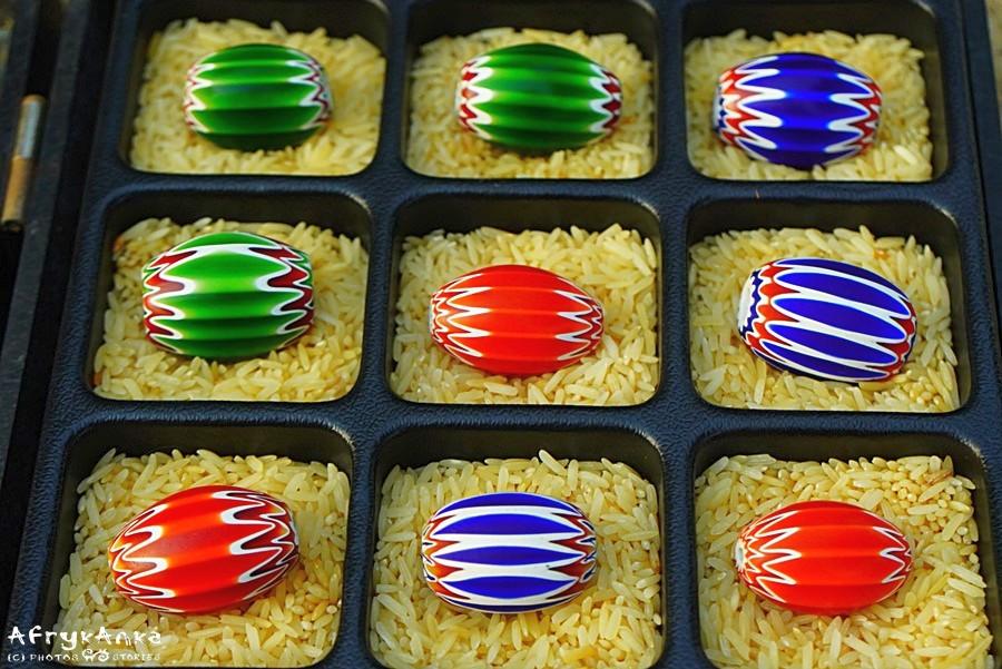 Chevron beads - arystokracja wśród koralików.