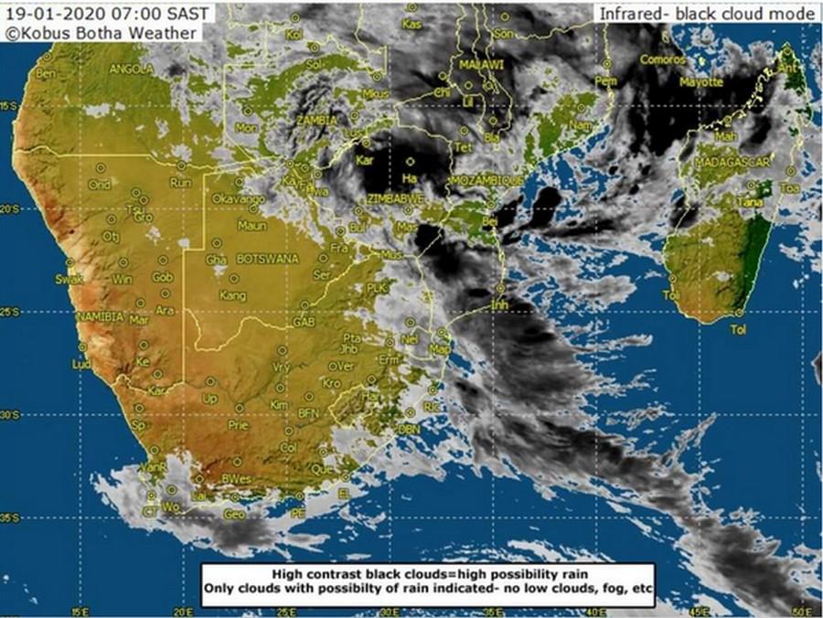 Prognozę pogody też podaje Kobus :)