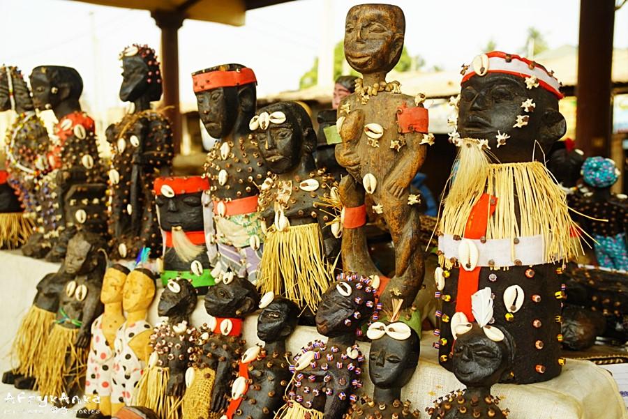 Jak voodoo - to i słynne laleczki!