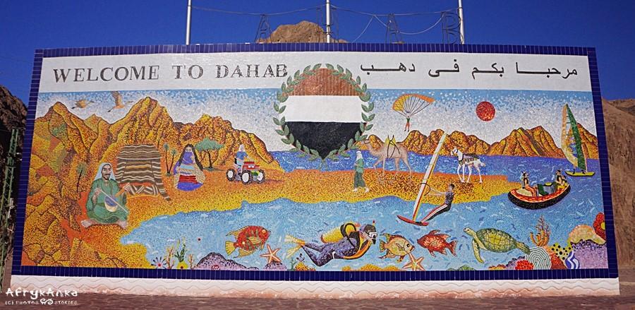 Witajcie w Dahab!