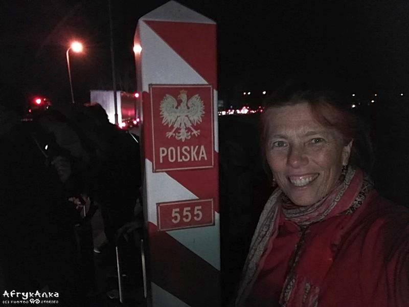 Nareszcie w Polsce!