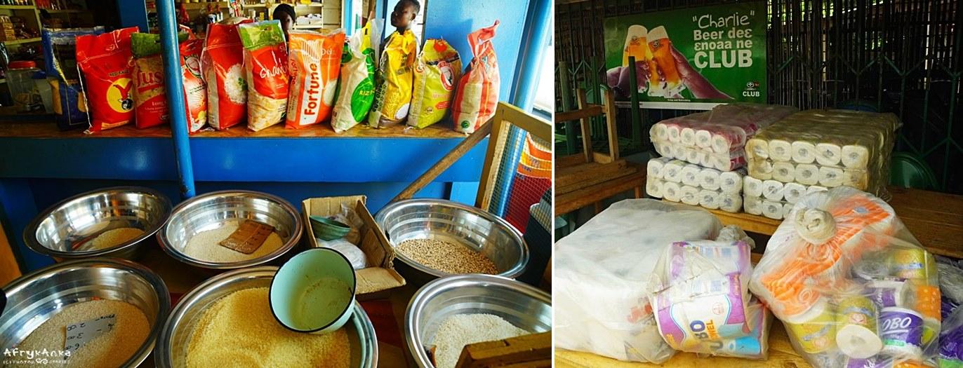 Ryż, papier toaletowy: do wyboru, do koloru!