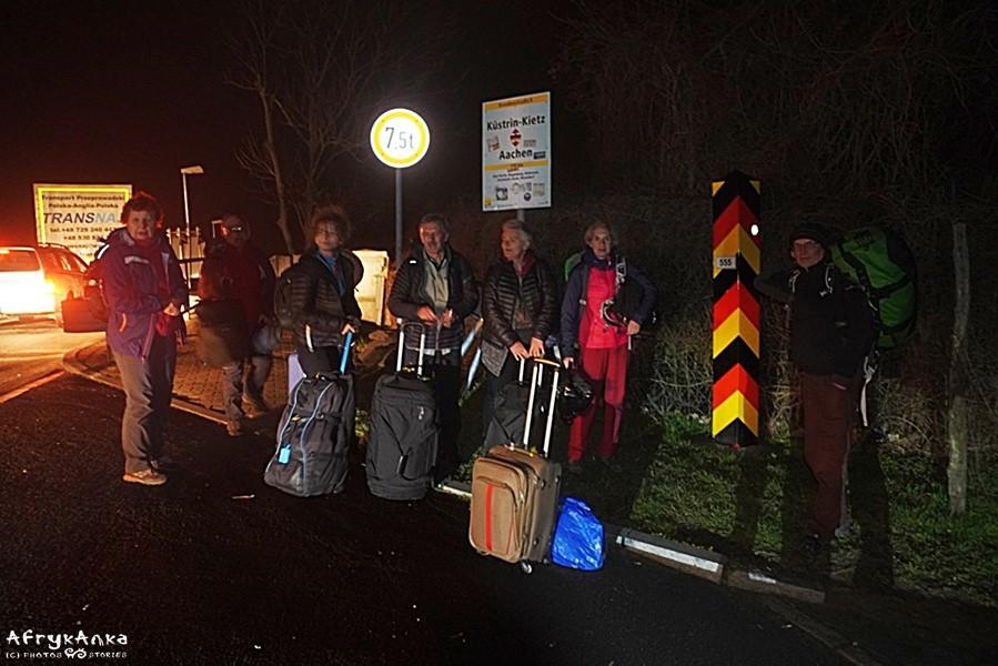 Bye, bye Germany!