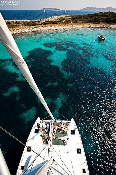 Chorwacja - rejs po Kornatach z Blue-Sails.