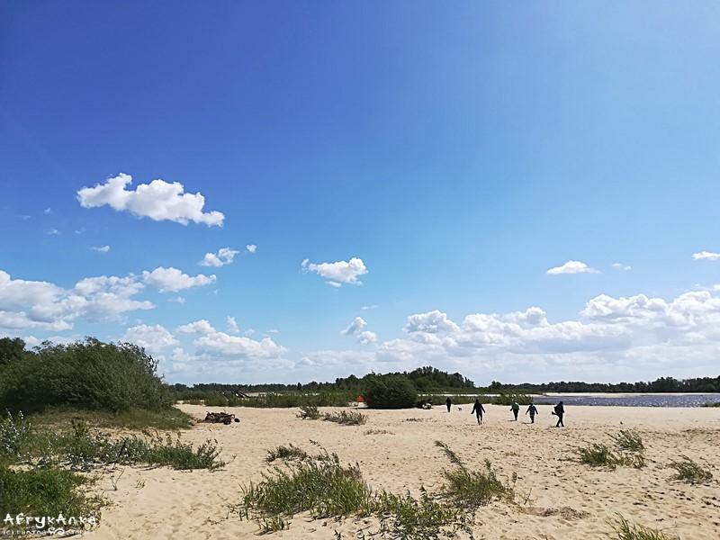 Relaks na plaży.