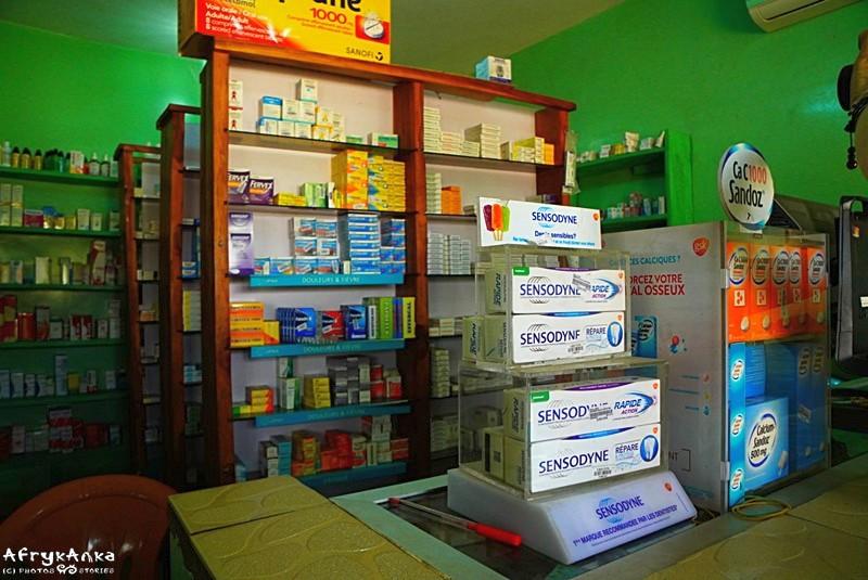 W aptekach dostaniemy większość leków.