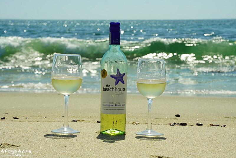 Drink z widokiem na Atlantyk.