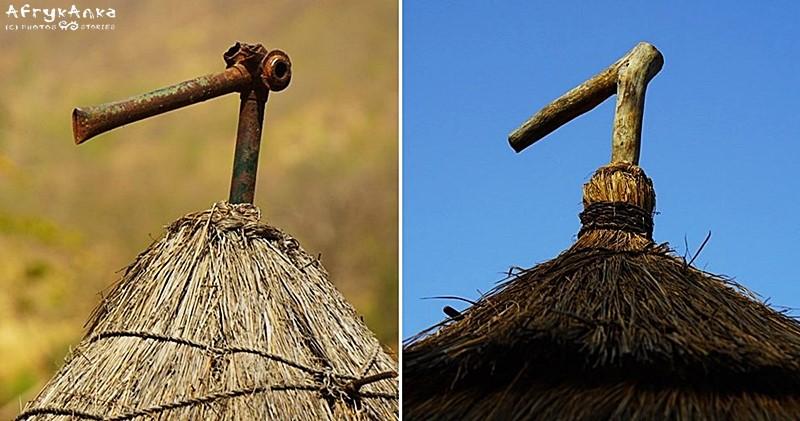 Zwieńczenie dachu: nowoczesność i tradycja.