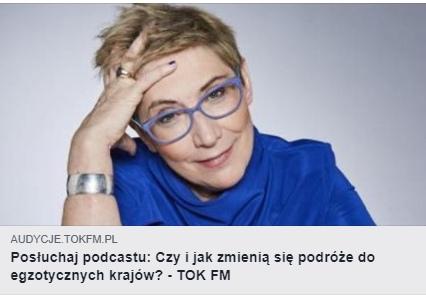 Ewa Podolska - TOK FM.