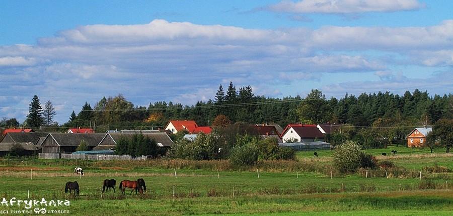 Soce - panorama wioski.