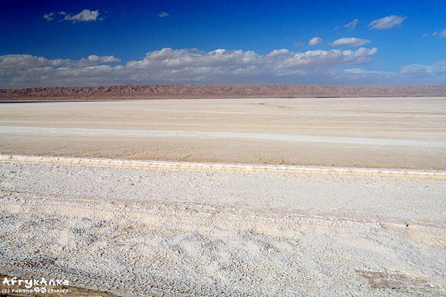 Wielki Szott - krajobraz pustki.