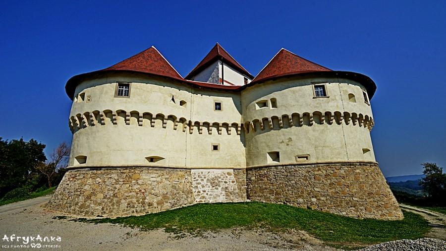 Imponujący Veliki Tabor.