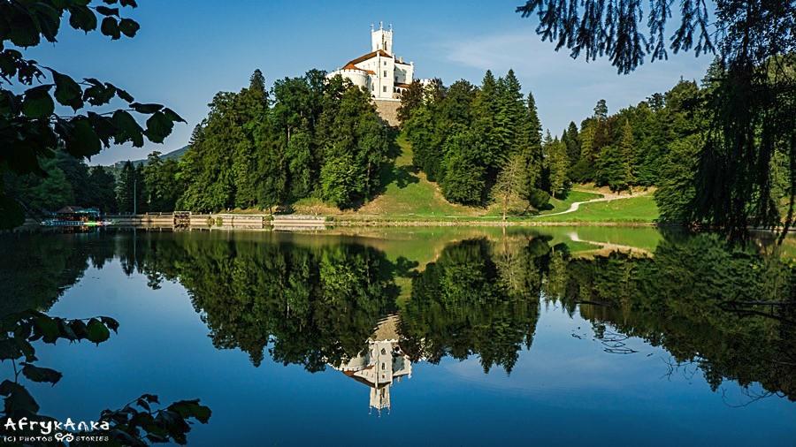 Trakošćan - w Zagorje nie ma piękniejszego zamku!