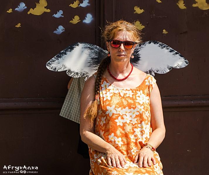 Ja w anielskim wydaniu w Varażdin :D