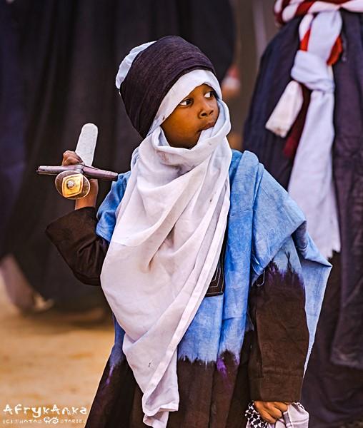 Dla dzieci uczestnictwo w ceremonii to ogromne wyróżnienie.