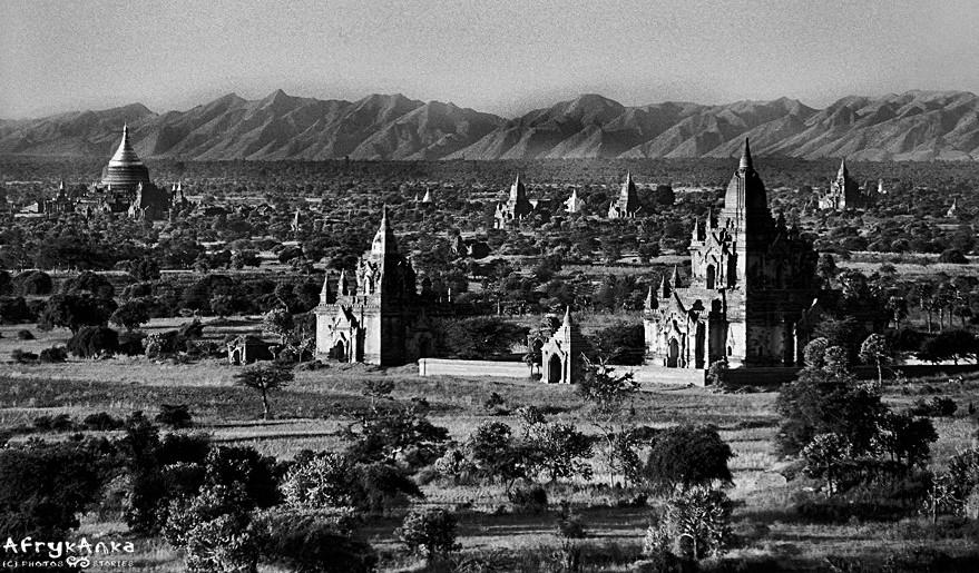 Bagan - zdjęcie z 1996 r.