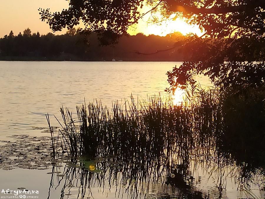 Trasa Krutynią wiedzie przez kilka jezior!