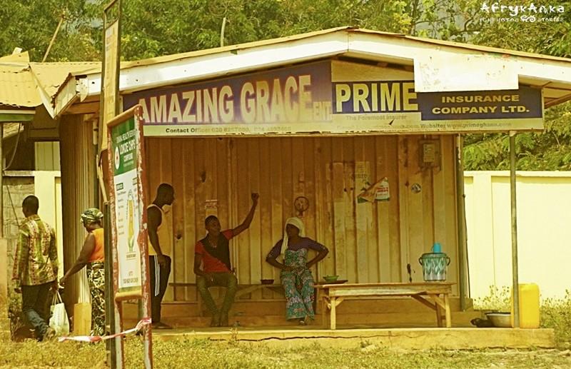 Amazing Grace - nawiązuje do słynnej pieśni.