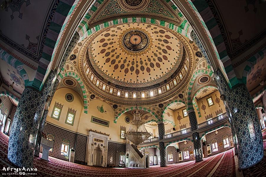 Meczet Hioba.