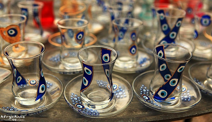 Takie szklaneczki to piękna pamiątka.